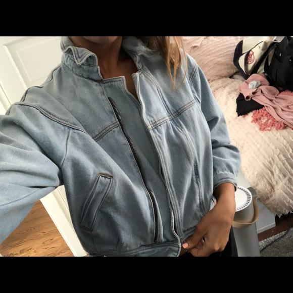 Brandy Melville denim jean jacket
